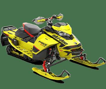 Снегоход MXZ X-RS 600R E-TEC