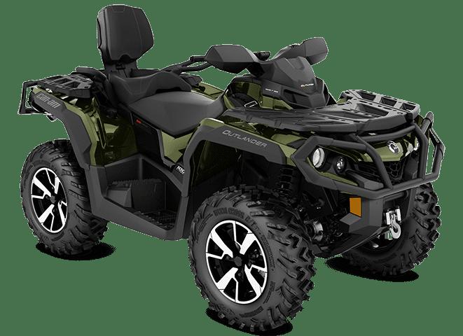 Квадроцикл OUTLANDER MAX 1000R LTD