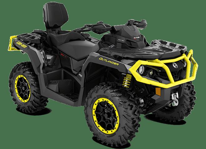 Квадроцикл OUTLANDER MAX  650 XT-P