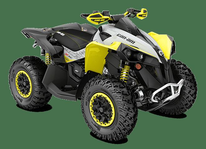 Квадроцикл RENEGADE 1000R X XC