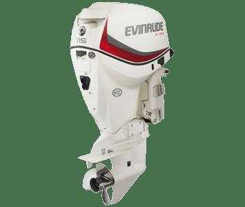 Лодочный мотор EVINRUDE E-TEC G2 150-200 HP 115 HP