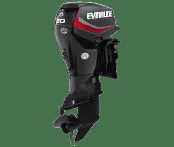 Лодочный мотор EVINRUDE E-TEC G2 150-200 HP 50 HP