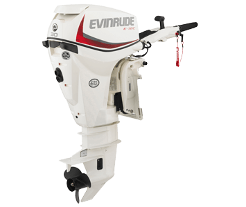 Лодочный мотор EVINRUDE E-TEC G2 150-200 HP 25 HP