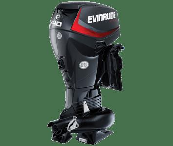 Лодочный мотор EVINRUDE E-TEC G2 150-200 HP 40 HP