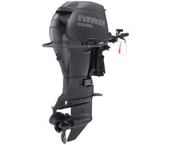 Лодочный мотор EVINRUDE E-TEC G2 150-200 HP 55 HP
