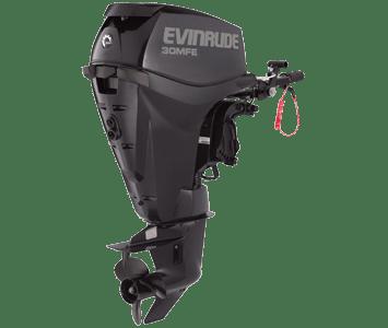 Лодочный мотор EVINRUDE E-TEC G2 150-200 HP 30 HP