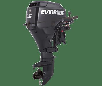 Лодочный мотор EVINRUDE E-TEC G2 150-200 HP 15 HP