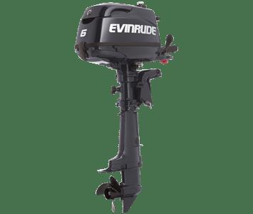 Лодочный мотор EVINRUDE E-TEC G2 150-200 HP 6 HP