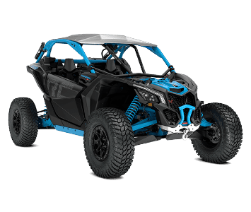 Квадроцикл MAVERICK X RC TURBO R