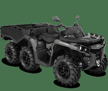 Квадроцикл OUTLANDER 6x6 PRO+ 1000 T