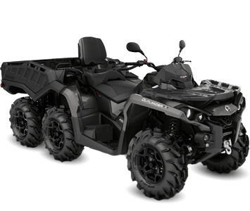 Квадроцикл OUTLANDER MAX 6x6 PRO+ 1000 T