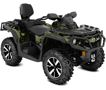 Квадроцикл OUTLANDER MAX LIMITED 1000 R