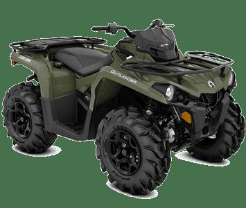 Квадроцикл OUTLANDER 570 PRO