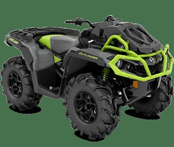 Квадроцикл OUTLANDER X MR 650