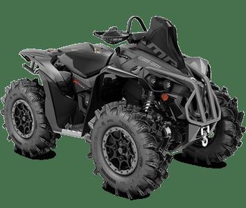 Квадроцикл RENEGADE X MR 1000R