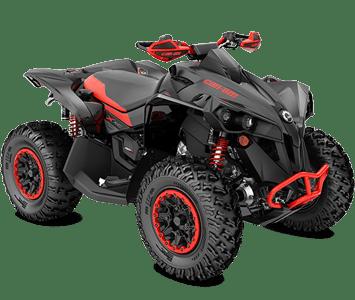 Квадроцикл RENEGADE X XC 1000