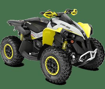 Квадроцикл RENEGADE X XC 650