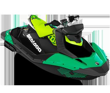 Гидроцикл SPARK TRIXX 2up