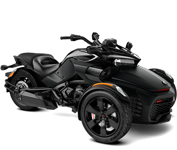 Трицикл SPYDER F3-S