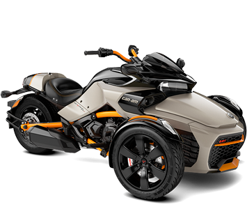 Трицикл SPYDER F3 S SPECIAL SERIES