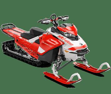Снегоход SUMMIT X 165 850 E-TEC EXPERT PACKAGE