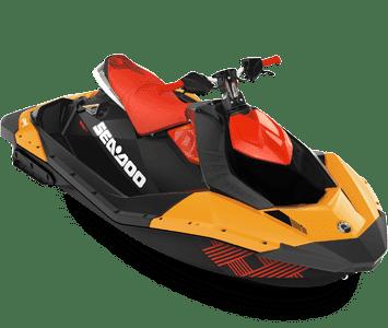 Гидроцикл SPARK 3UP 900 HO ACE TRIXX iBR