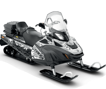 Снегоход 69 YETI ARMY 600 E-TEC