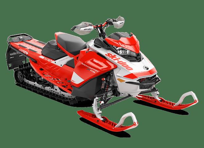 Снегоход BACKOUNTRY X-RS 850 E-TEC 154