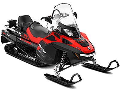 Снегоход SKANDIC WT 600 E-TEC