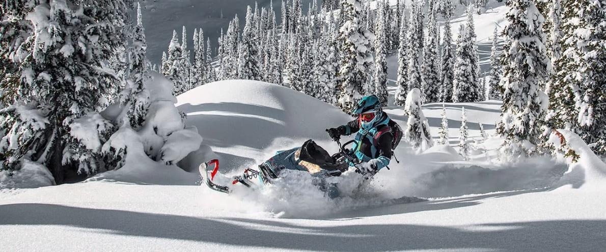 Снегоход FREERIDE STD 165