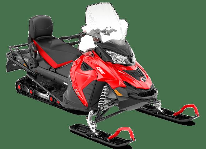 Снегоход ADVENTURE LX 600 ACE