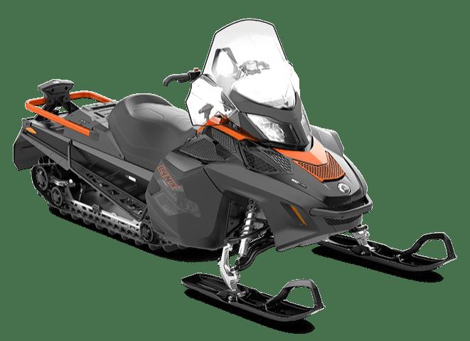 Снегоход COMMANDER STD 600 E-TEC