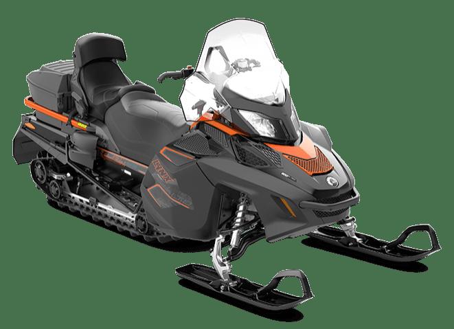 Снегоход COMMANDER LTD 600 E-TEC