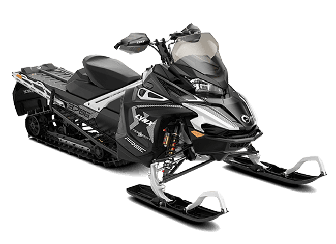 Снегоход XTERRAIN RE 3700 850 E-TEC AR