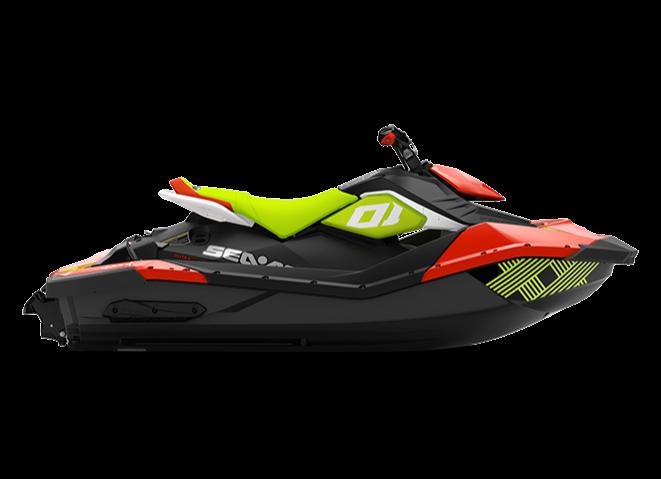 Гидроцикл SPARK TRIXX 3up