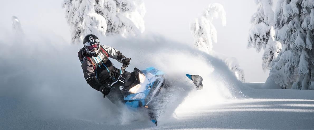 Снегоход SUMMIT X 165